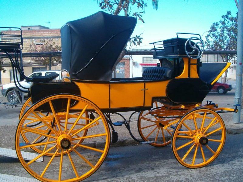 Restoration Binder Briksa carriage