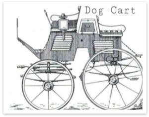 Dog Cart siglo XIX