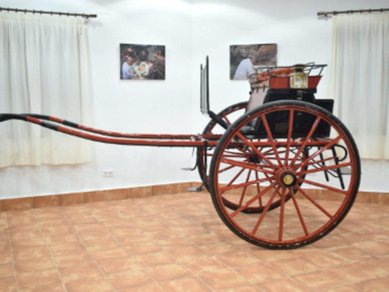 Restauración Carruaje Gig Flaury a Paris
